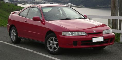 honda integra history photos on better parts ltd