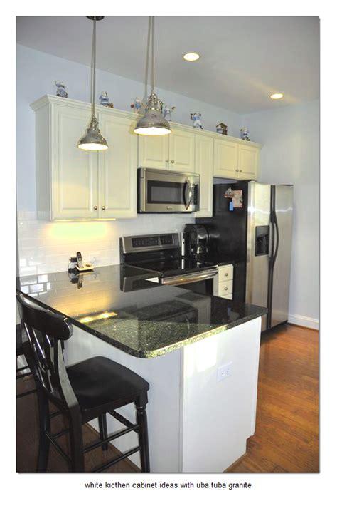 uba tuba granite with white cabinets 17 white kitchen cabinet ideas with uba tuba granite