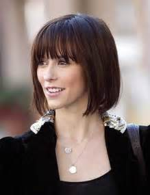 20 chic bob hairstyles with bangs hairstyles 2016