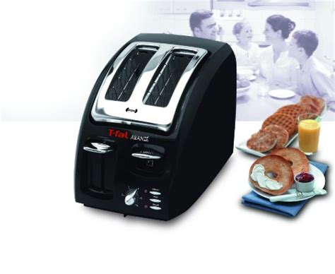 T Fal Avante Toaster T Fal 8746002 Classic Avante 2 Slice Toaster With Bagel