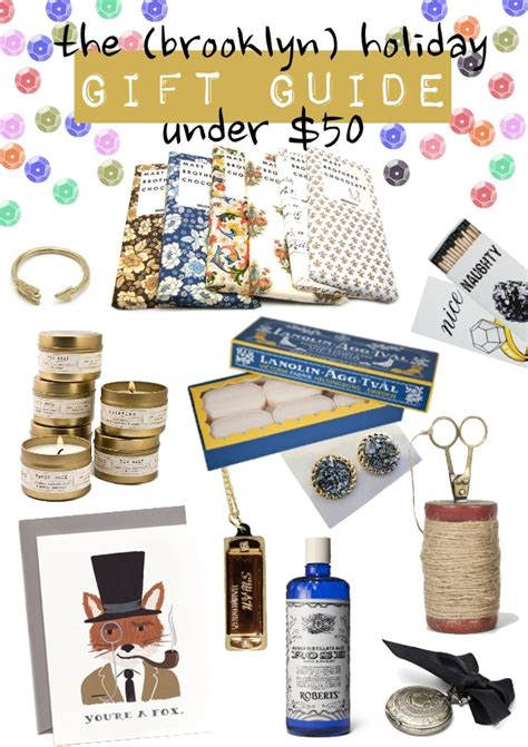 a brooklyn new york holiday gift guide where all items