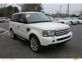 2007 land rover range rover sport pictures information
