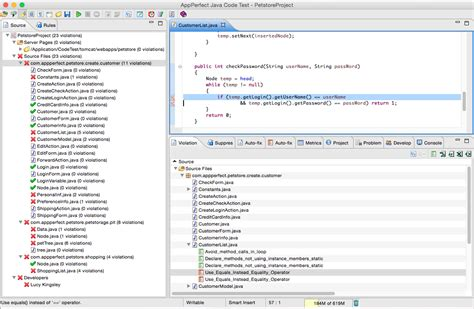 test java java profiling and testing tool appperfect