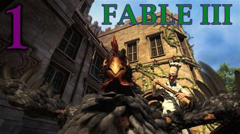 Fable Part One fable 3 walkthrough part 1 i m one evil prince