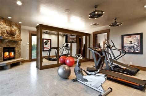 best bedroom exercises 70 home fitness center design and style tips