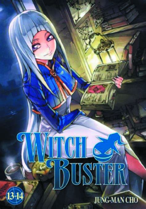 witch magical volume 1 books previewsworld witch buster tp vol 07 books 13 14 c 0