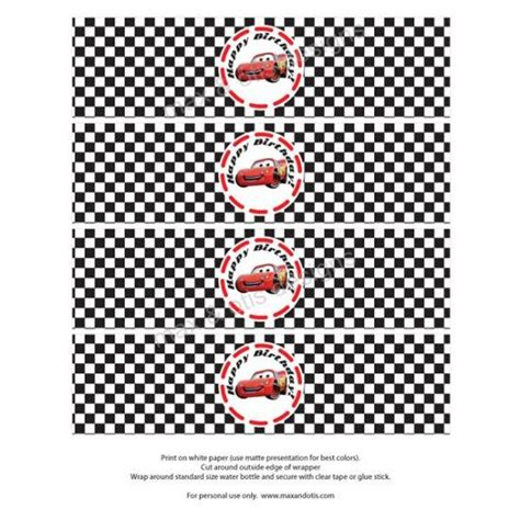 free printable birthday cards lightning mcqueen 1000 images about max otis designs printable
