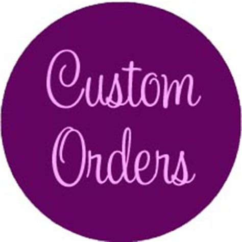 Handmade To Order - items similar to custom order express shipping on etsy