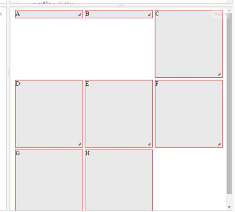 dynamic grid layout in javascript javascript need help in implementing dynamic grid layout