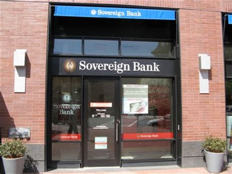 sovereign bank sovereign bank in the south end boston