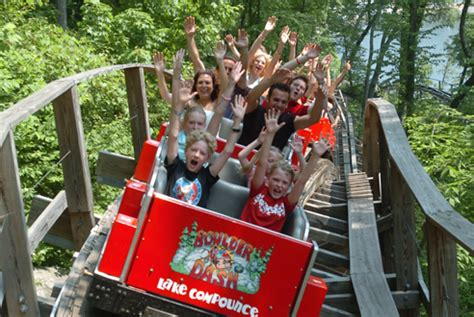 theme park near bristol best amusement parks near nyc from hersheypark to six flags