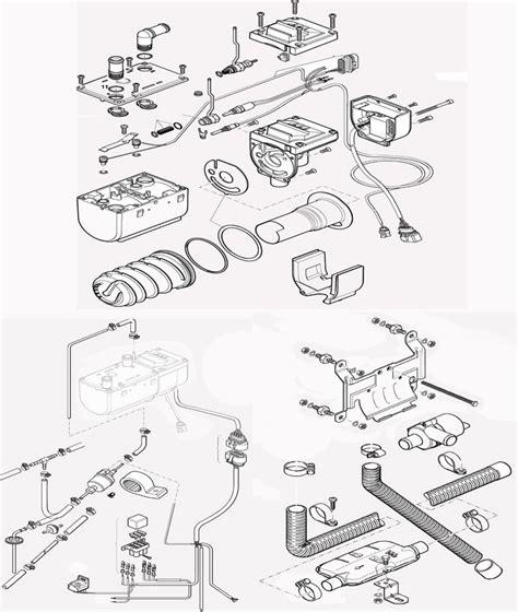 eberspacher d5w wiring diagram eberspacher d5wz wiring