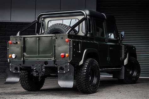 kahn land rover defender cab truck uncrate