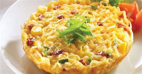 membuat omelet yang mudah 10 contoh menu makanan sederhana wajib untuk cafe anda