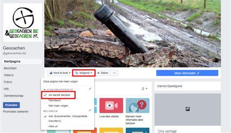 facebook update layout van pagina s op desktop via deze kleine ingreep hoeft u ons niet te missen op facebook