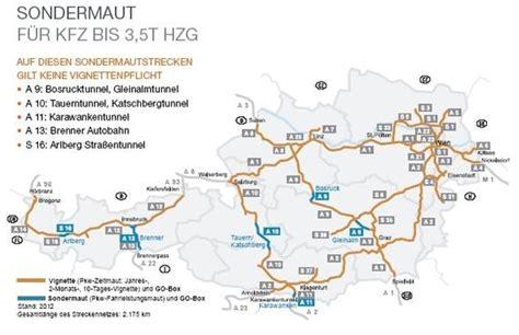 Vignette Motorrad österreich by Autobahnvignette 2012