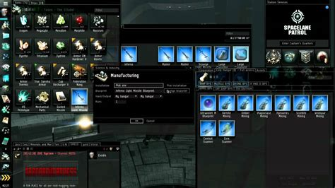 eve online tutorial no ammo eve online market industry tutorial part 2 5 build