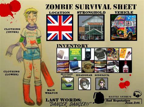 Survival Memes - zombie survival meme by imzy on deviantart