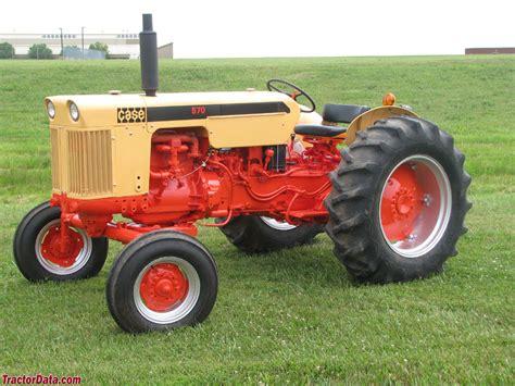 Tractordata Com J I Case 570 Tractor Photos Information