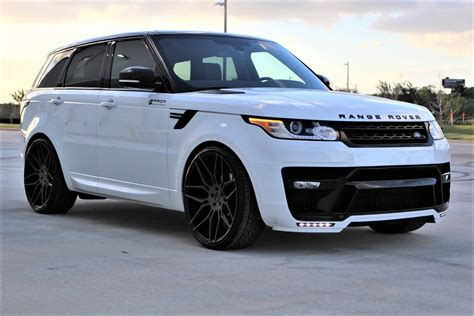 land rover sport 2015 2015 land rover range rover sport prior design pd800rr