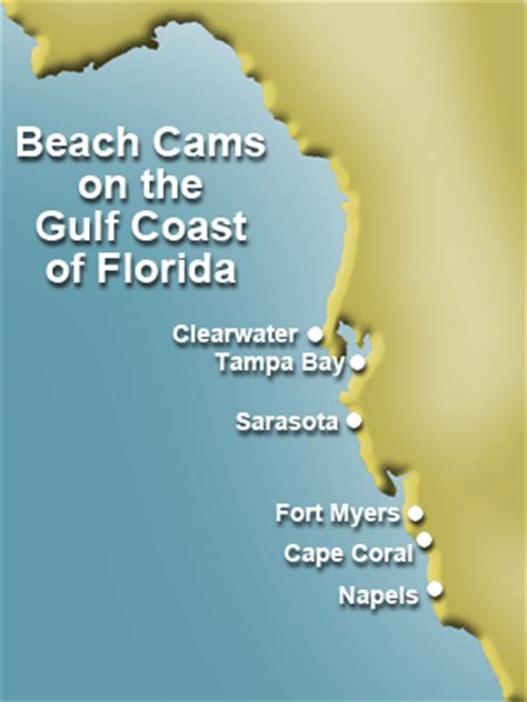 map of florida gulf coast beaches matelic image central gulf coast florida map