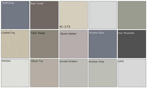 gray paint designers favorite colors flickr photo