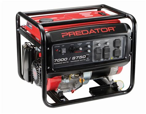 apartment prepper reviews predator 7000 watt generator