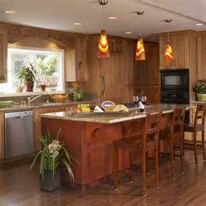 contemporary kitchen harrell remodeling pendant lights above island home design ideas