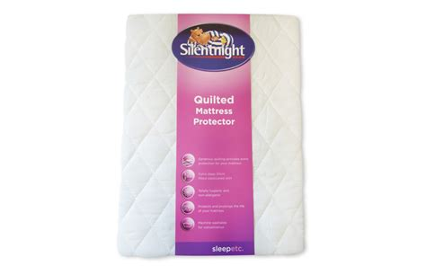 silentnight bed silentnight quilted mattress protector mattress online