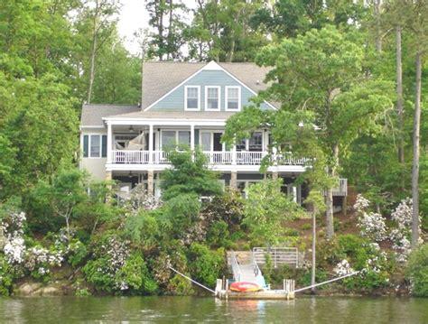 lake murray sc cabin rentals lakefront 7 bedroom home on lake murray vrbo