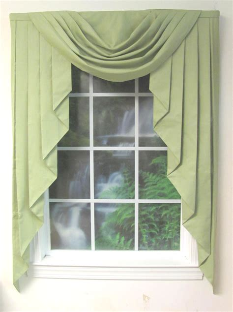 cascade valance curtain cascade curtains interesting jcpenney supreme cascade
