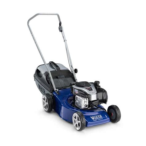 lawn mowers push self propelled lawn mowers victa - Briggs And Stratton Lawn Mower Model 90000