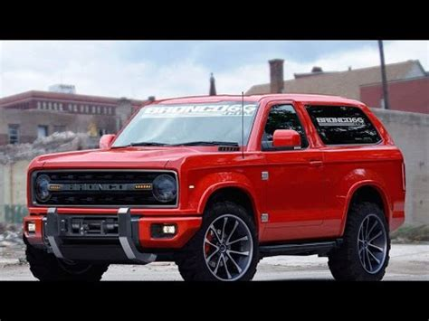 2020 Ford Bronco Xlt by 2020 Ford Bronco