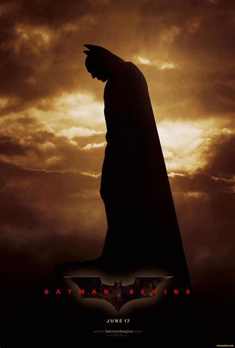 batman begins batman begins again posterwire com