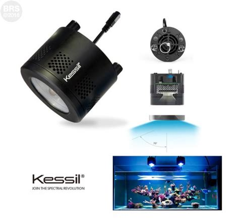 Kessil Lights by Kessil A360w E Tuna Blue Led Aquarium Light Wide Angle