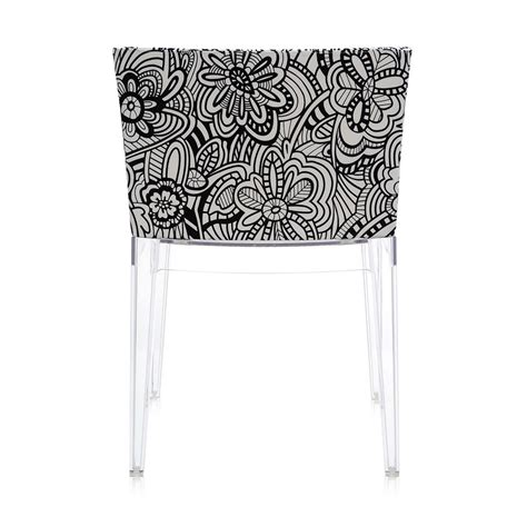 Mademoiselle Chair by Buy Kartell Mademoiselle A La Mode Transparent Chair