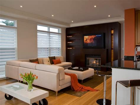 fireplace in the living room 10 ultramodern fireplaces hgtv