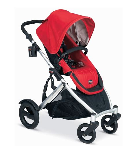 britax b ready stroller in