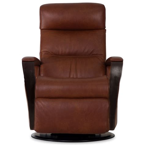 Wood Arm Recliner by Vendor 508 Recliners Modern Peak Recliner Relaxer With