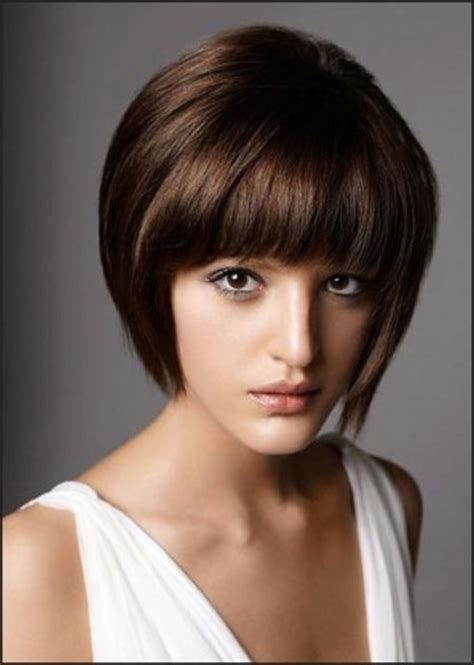 short hairstyles 2016 pictures of short hairstyles 25 nice short straight hairstyles with bangs short