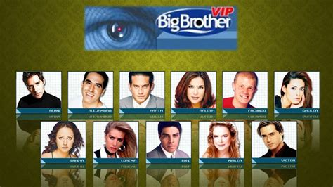 imagenes de big brother vip mexico orden de eliminaci 243 n big brother vip 2002 m 233 xico youtube