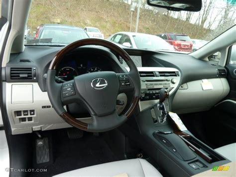 light grey lexus light gray interior 2012 lexus rx 450h awd hybrid photo