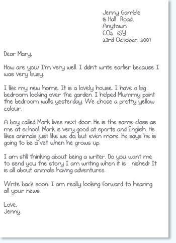 Letter Ending Informal closing sentences for informal letters initials business