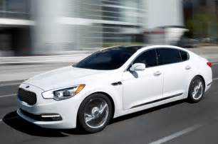 Kia Mpg 2015 Kia K900 Fuel Economy At 27 Mpg Automobile