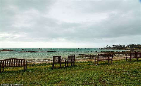 national trust memorial benches national trust chief says jersey beauty spots ruined by