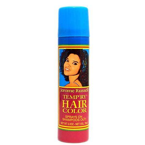 hair color spray arema