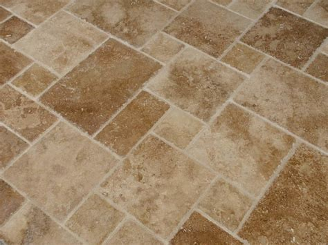installing french pattern travertine tiles noce travertine french pattern pyramidsusa com