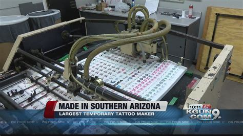 temporary tattoo maker in pune made in southern arizona the world s largest maker of