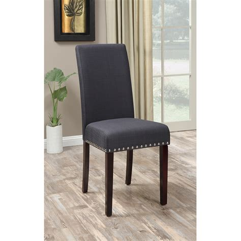 Nailhead Dining Room Chairs by Dining Chairs Inspiring Leather Nailhead Dining Chairs