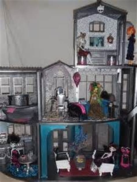 new monster high doll house 1000 images about monster high doll house ideas on pinterest monster high dolls